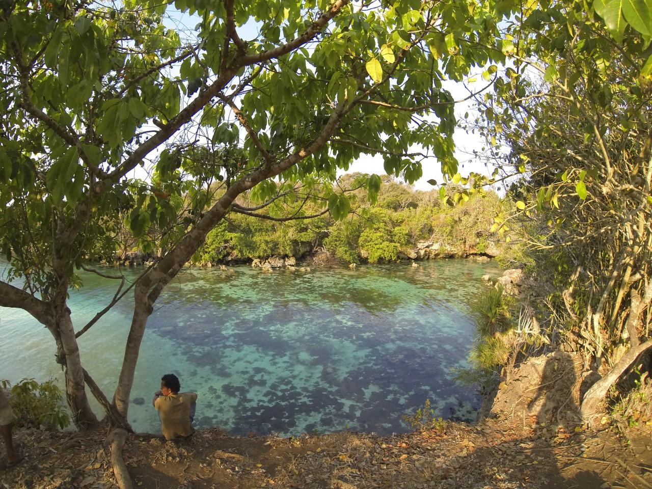 Danau Weekuri, Sumba Barat Daya