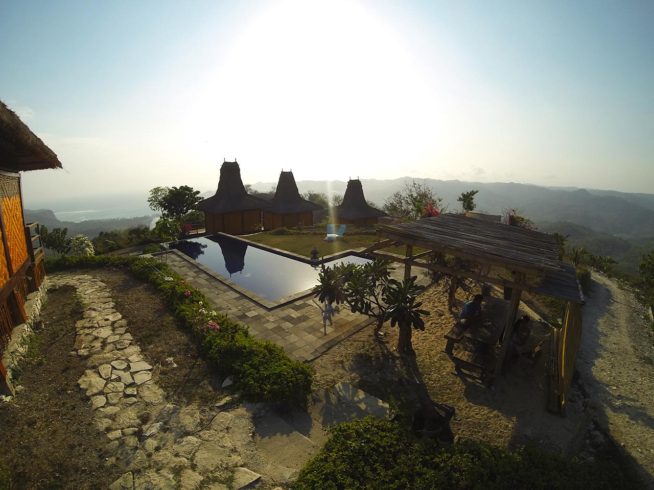Peter's Magic Paradise, Tarimbang