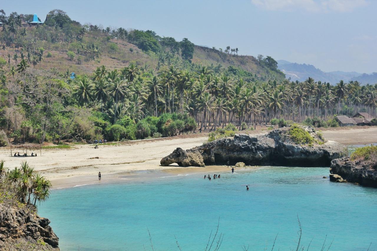 Pantai Kerewei, Sumba Barat