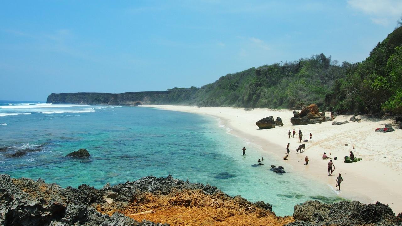 Pantai Anameha, Sumba Barat Daya